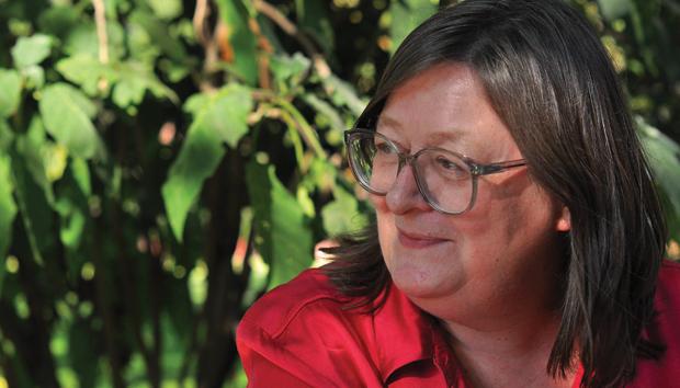 Fabienne Venet, directora del Instituto de Estudiso de Divulgación sobre Migración
