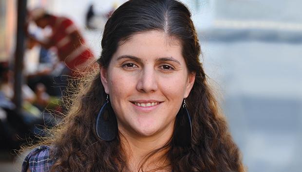 Mónica Salmón, de FM4 Paso Libre