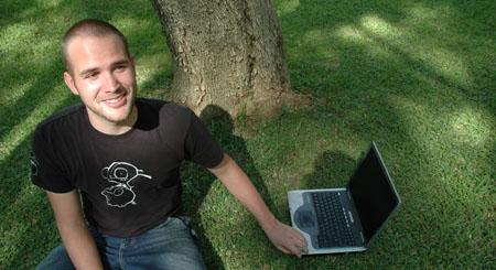 Víctor Padilla, director de Happy Nutz Studio