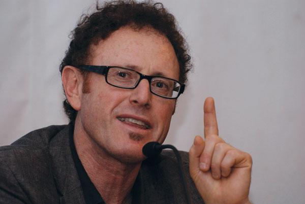 Benjamín Arditi, experto en Teoría Política
