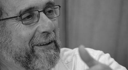 Pedro Arrojo Agudo, experto en temas de agua de la Universidad de Zaragoza.