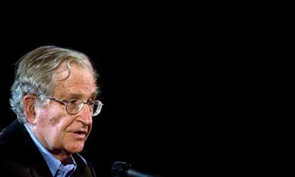 Noam Chomsky, lingüista
