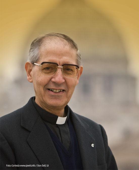 Padre Nicolás Pachón, SJ