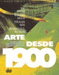 Arte desde 1900, de Hal Foster