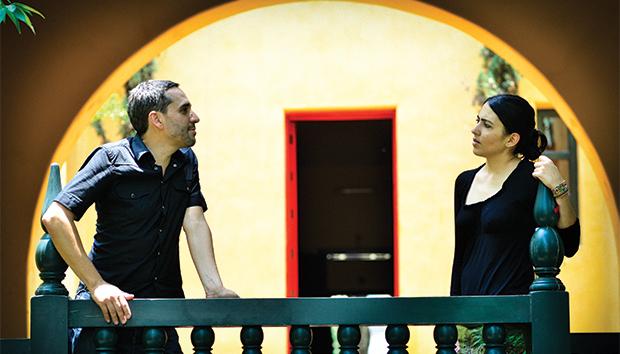Érik de Luna y Karla Castañeda han ganado reconocimientos por su trabajo en el cine  de animación