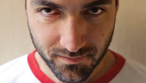 Eduardo Rabasa, cofundador de Sexto Piso. Foto: cortesía Eduardo Rabasa/Daniel Mordzinski