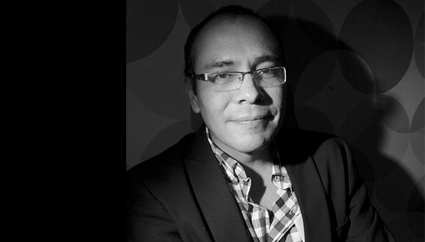Yuri Herrera, autor de La transmigración de los cuerpos. Foto: Cortesía FIL Guadalajara/Natalia Fregoso
