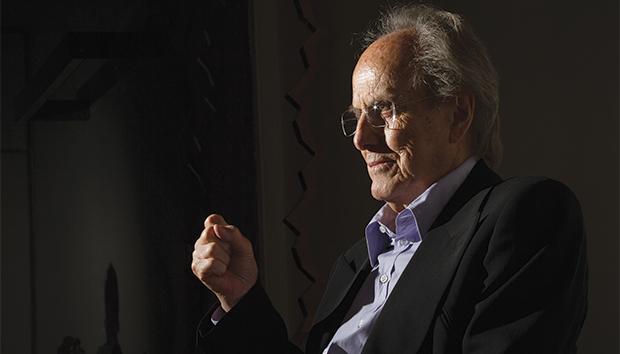 Teodoro González León es autor de varios edificios emblemáticos de México. Fotos: Federico Gama