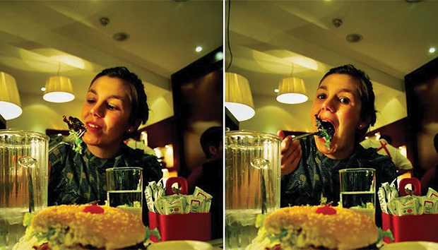 Comer con tiempo, lentamente, beneficia al cuerpo. Foto: Flickr/Jorge Miente