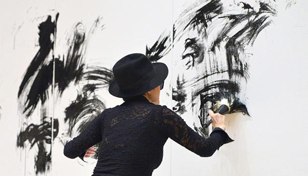 La artista japonesa siempre divide opiniones entre sus críticos. Foto: Guggenheim-Bilbao.es