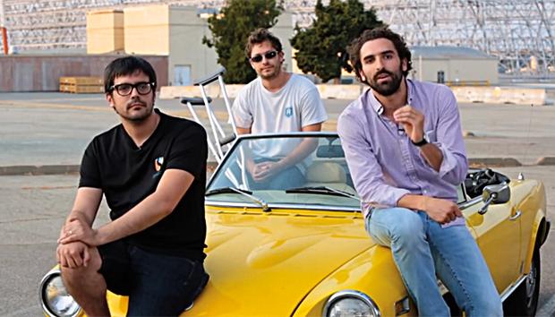 Christian Henríquez, Javier Rincón Perezsandi y Leonardo Valente crearon Exponential Motor Company.