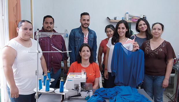 Esta cooperativa busca pagar lo justo a sus trabajadores. Fotos: Roberto Ornelas