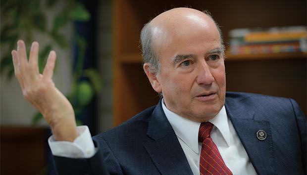 José Morales, asumió como rector del ITESO. Foto: Luis Ponciano