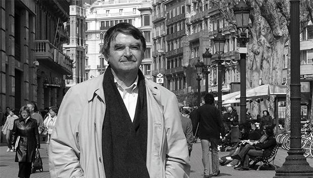 El escritor David Lodge. Foto: EFE
