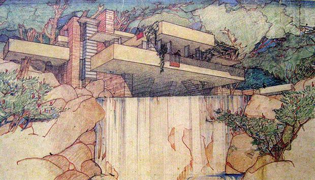 La arquitectura siempre ha estado estrechamente ligada a la naturaleza.