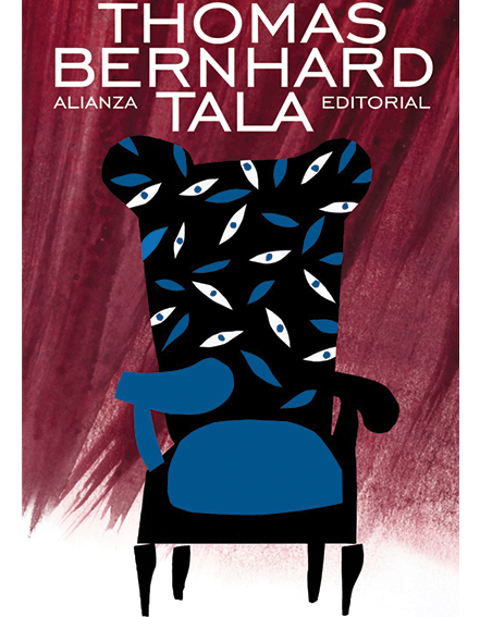 Portada del libro «Tala», de Thomas Bernhard