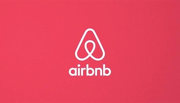 Logotipo de Airbnb, una red global para conseguir hospedajes en domicilios particulares