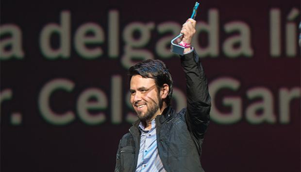 El cineasta estrenó en marzo su primer largometraje.