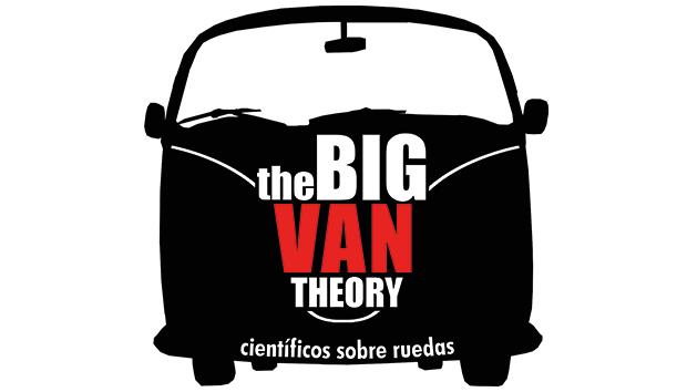The Big Van Theory usa la combi como símbolo porque, dicen, pasan mucho tiempo en carretera.