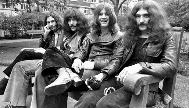 Black Sabbath escribió el manual del heavy metal.