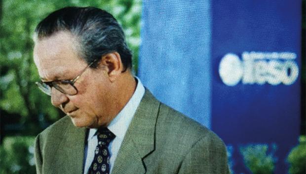 Urrea Carrol durante su periodo al frente del ITESO. Foto: Cortesía