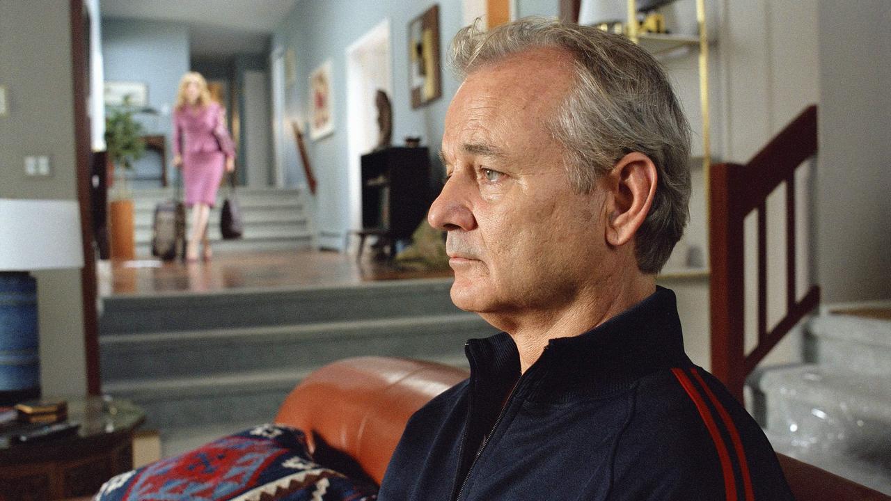 Imagen de la película «Broken Flowers», de Jim Jarmush