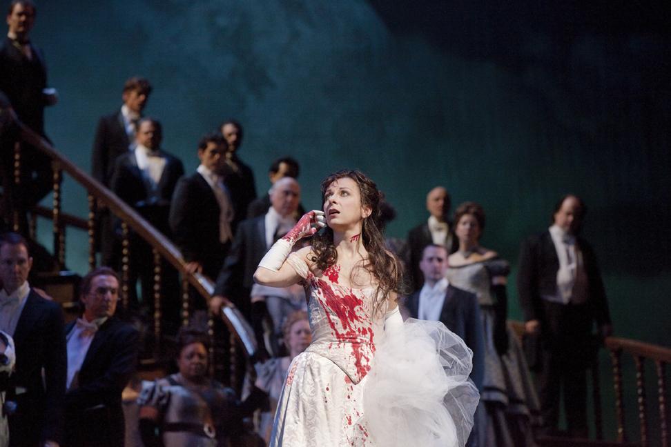 Imagen de la ópera «Lucia de Lammermoor», de Donizetti. Foto: newsroom.unl.edu