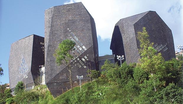 Los parques-biblioteca le cambiaron la cara a muchos barrios en Medellín, Colombia