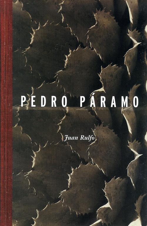Portada del libro «Pedro Páramo», de Juan Rulfo.