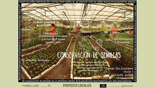 Proyecto Localiza México realizó una exposición en el Larva, en Guadalajara. Foto: Cortesía