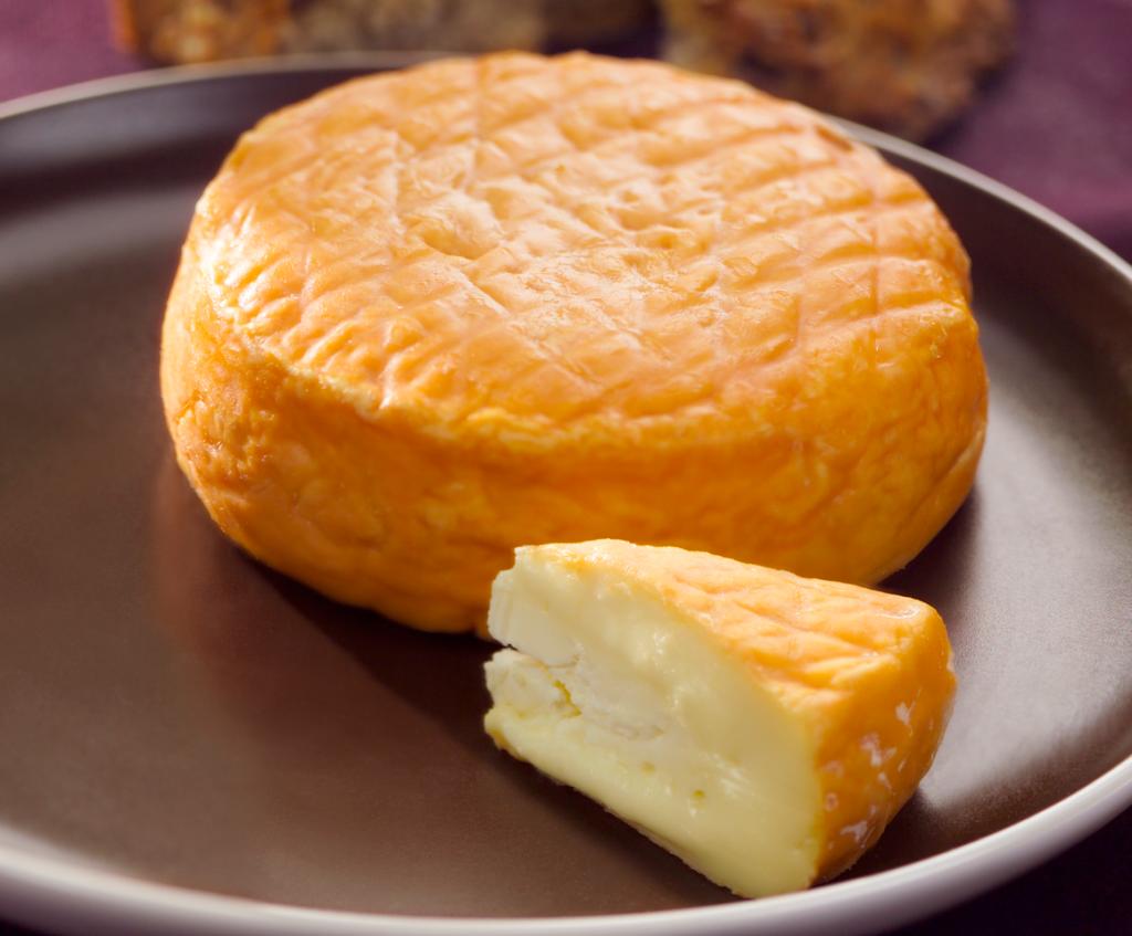 El époisses es uno de los quesos con aromas más intensos del mundo.