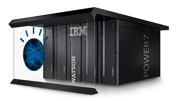 «Watson», la potente creación de IBM.