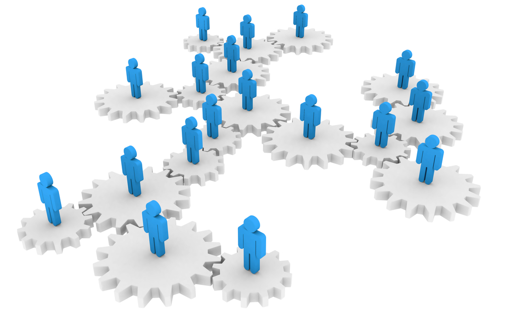 Las redes de colaboración son benéficas para toda empresa.