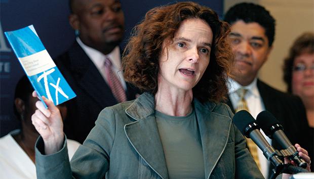Volkow es directora del National Institute on Drug Abuse (NIDA), en Estados Unidos. Foto: NIDA/Flickr