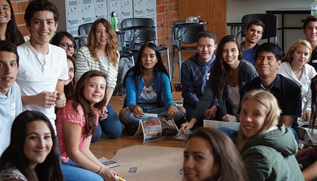 El modelo educativo fue diseñado por un equipo de la Universidad Iberoamericana. Foto: Prepa Ibero