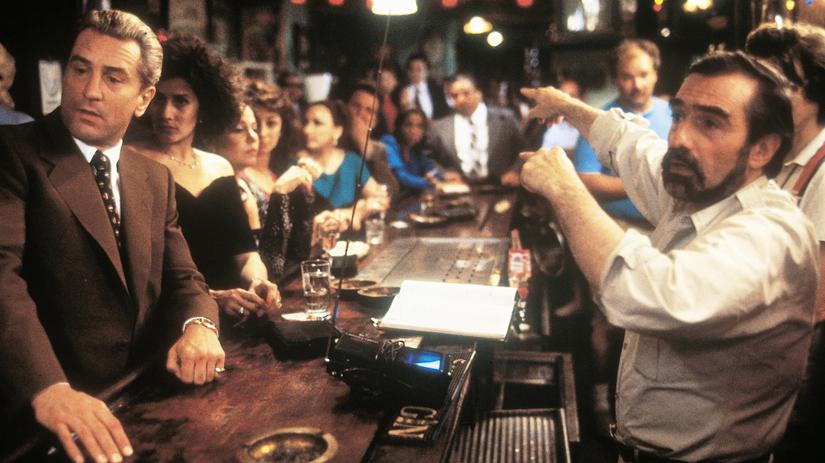Imagen de la película «Buenos muchachos», de Martin Scorsese