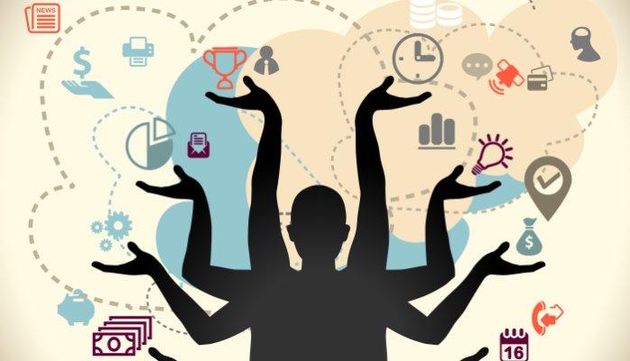 El llamado multitasking afecta la capacidad del cerebro para procesar la información que recibe