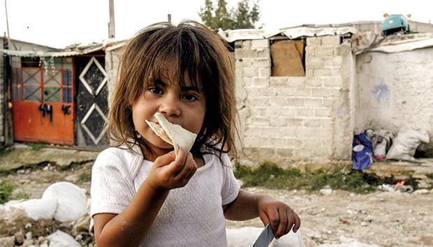 La lucha contra el hambre es un tema urgente en el país. Foto: medios.udg.mx