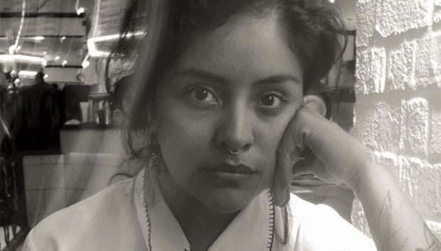 lyo Mendoza es una de las novísimas voces de la poesía mexicana. Foto: Cortesía.