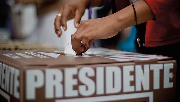 Entre otros cargos, en julio se elegirá al presidente de la República. Foto: Notimex