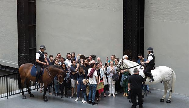 El susurro de Tatlin #5 (2008). TATE Modern de Londres. Foto: Oli Cowling