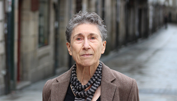 Federici es autora del libro «Calibán y la bruja». Foto: Adiante.gal