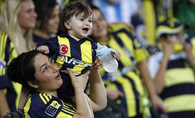 Las aficiones, por ejemplo deportivas, comienzan en la infancia. Foto: marca.com