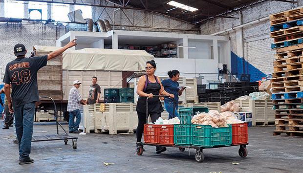Procesadora de alimentos Jalisco sin Hambre. Foto: hoylosangeles.com