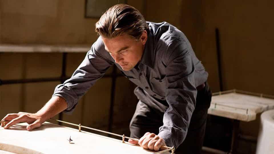 Imagen de la película «Inception», de Christopher Nolan. Foto: Archivo