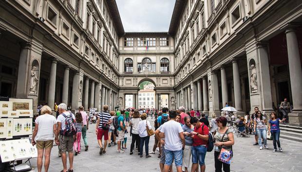 Los visitantes a museos podrán verse beneficiados y hacer rendir más su tiempo. Foto: Tripwing