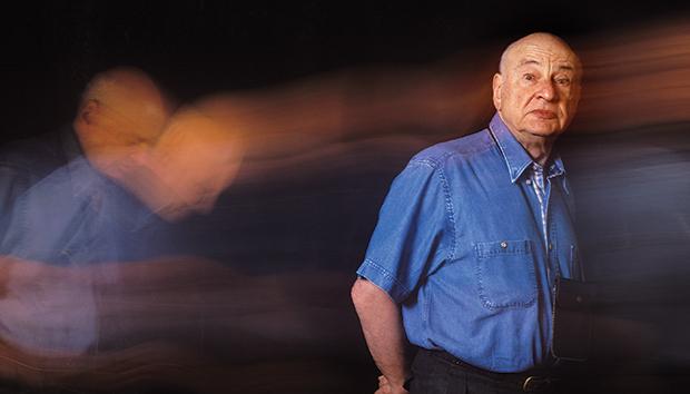 Morin es uno de los pensadores más importantes del mundo contemporáneo. Foto: Ulf Andersen/Aurimages