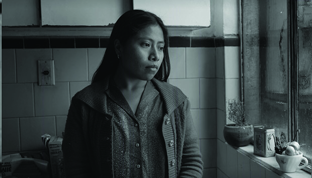 Imagen de la película «Roma»