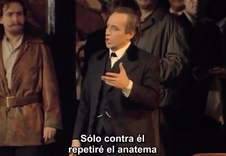 Imagen de la ópera «Stiffelio»