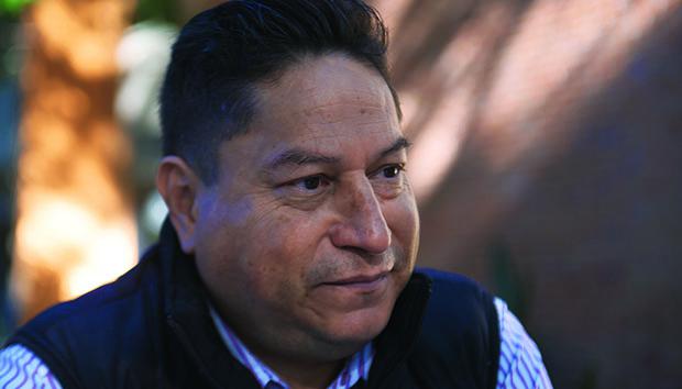 El padre Linares afirma que debemos reeducarnos. Foto: Lalis Jiménez